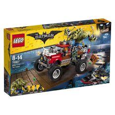 Batman LEGO Killer Croc Tail-Gator 70907