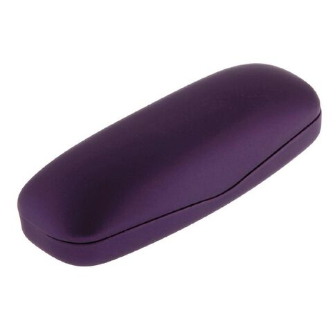 Focus Reading Glass Case - Plum