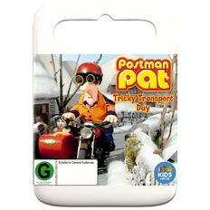 Postman Pat To Tricky Transport Day DVD 1Disc