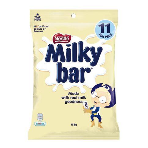 Nestle Milkybar Fun Pack 158g