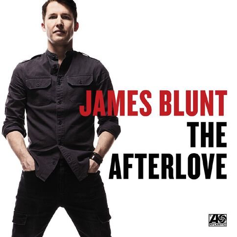 The Afterlove (Extended Edition) CD by James Blunt 1Disc