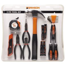 Samson Tool Set 21 Piece