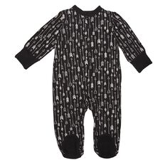 Hippo + Friends Baby Boy All Over Print All-in-One