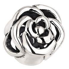 Ane Si Dora Sterling Silver Rose Charm