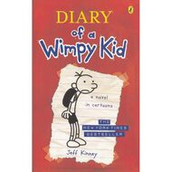 Diary of a Wimpy Kid #1 by Jeff Kinney