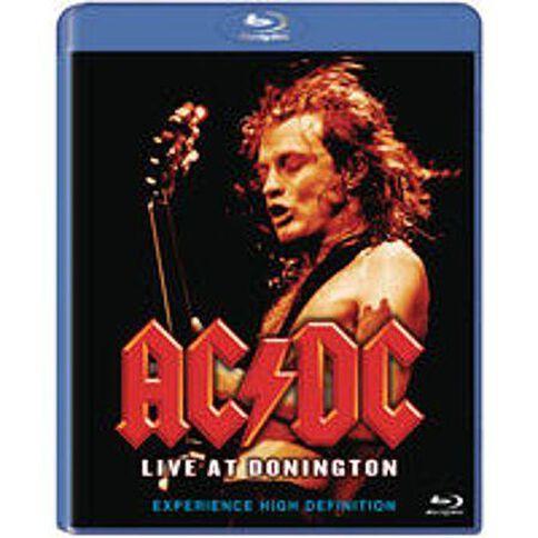 AC/DC Live At Donington (Blu-ray/DVD) by AC/DC
