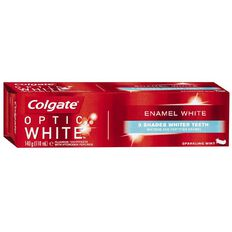 Colgate Toothpaste Optic White Enamel 140g
