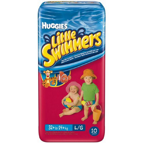 Huggies Little Swimmers Size 3 Large