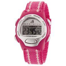 Active Intent Girls' Digital Watch