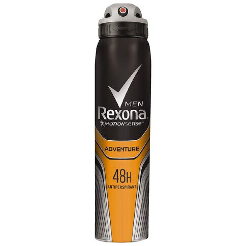 Rexona For Men Antiperspirant Deodorant Adventure 250ml