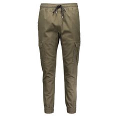 Urban Equip Squad Cuffed Chino Pants