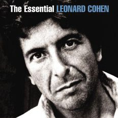 The Essential CD by Leonard Cohen 2Disc
