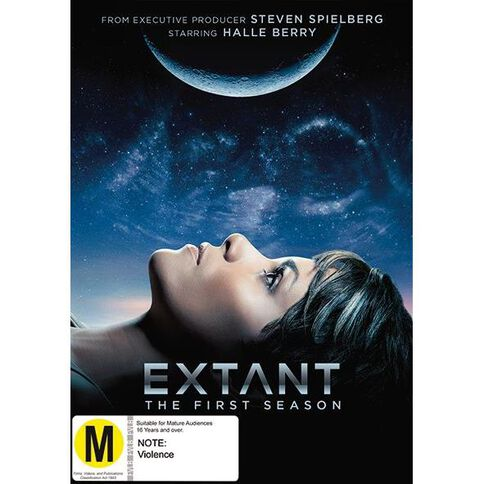 Extant Season 1 DVD 4Disc