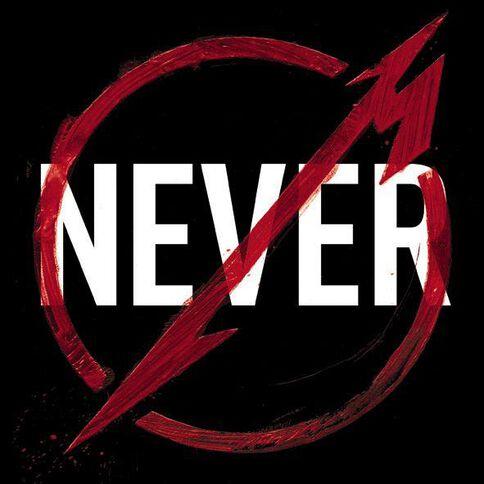 Through the Never CD by Metallica 2Disc