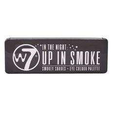 W7 In The Night Up In Smoke Eyeshadow Palette 12 Colours