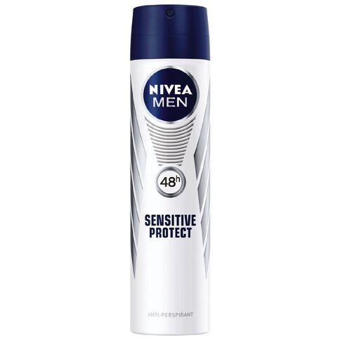 Nivea For Men Deodorant Sensitive Protect Aero 250ml