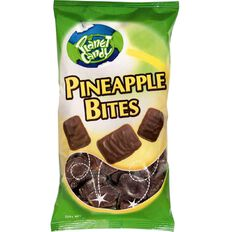 Planet Candy Pineapple Bites 250g