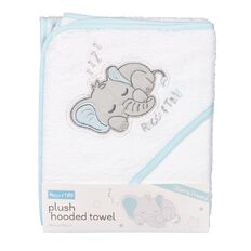 Rocco And Tolly Starry Dreams Hooded Towel