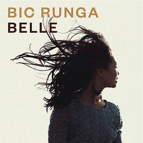 Belle CD by Bic Runga 1Disc