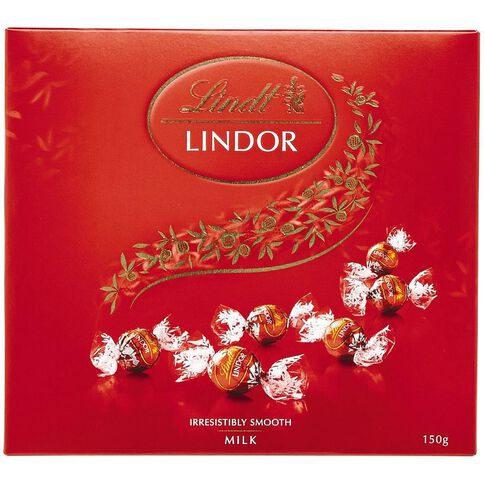Lindt Lindt Milk Chocolates Gift Box 150g