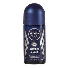 Nivea Men Anti-Perspirant Roll On Protect and Care 50ml