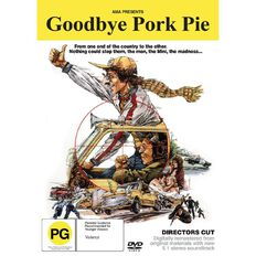Goodbye Pork Pie DVD 1Disc