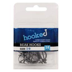 Hooked Beak Hook 7/0 14 Pack