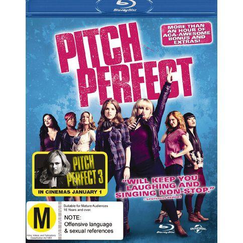Pitch Perfect Blu-ray 1Disc