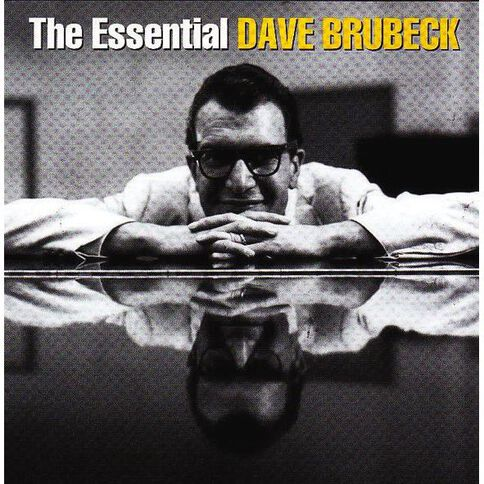 The Essential CD by Dave Brubeck 2Disc