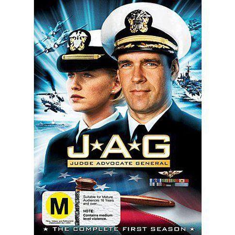 Jag Season 1 DVD 6Disc