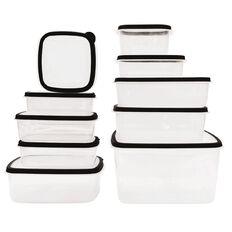 Sort It Food Storage Set 10 Piece