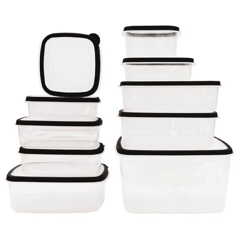 Living & Co Food Storage Set 10 Piece