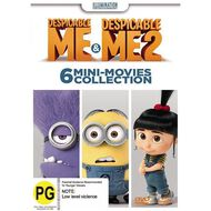 Despicable Me Mini Movies DVD 1Disc