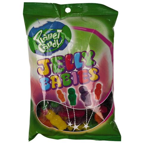 Planet Candy Jelly Babies 300g