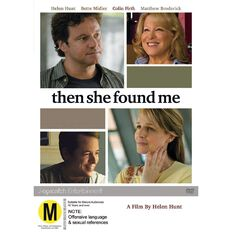 Then She Found Me DVD 1Disc
