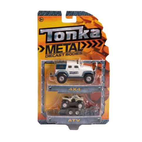 Tonka Die Cast Hitch 'Em Ups Assorted
