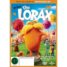 The Lorax DVD 1Disc