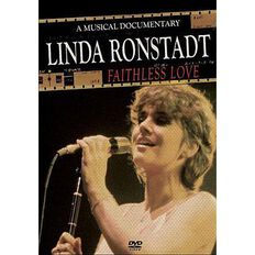 Linda Ronstadt Faithless Love One Night Stand DVD 1Disc