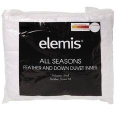 Elemis Duvet Inner All Season 5/95 Down Feather