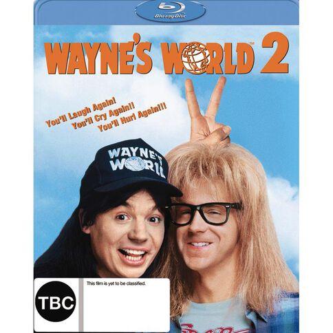 Waynes World 2 Blu-ray 1Disc