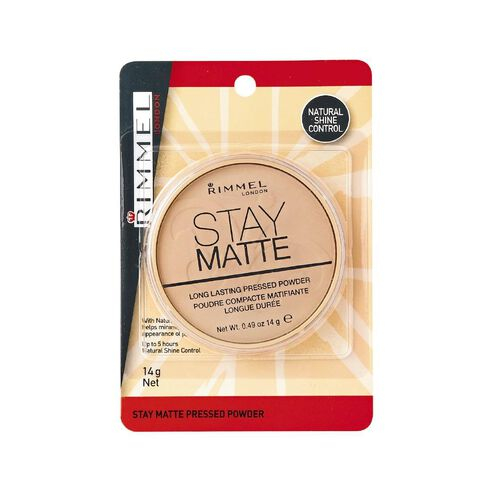 Rimmel Stay Matte Pressed Powder Sand