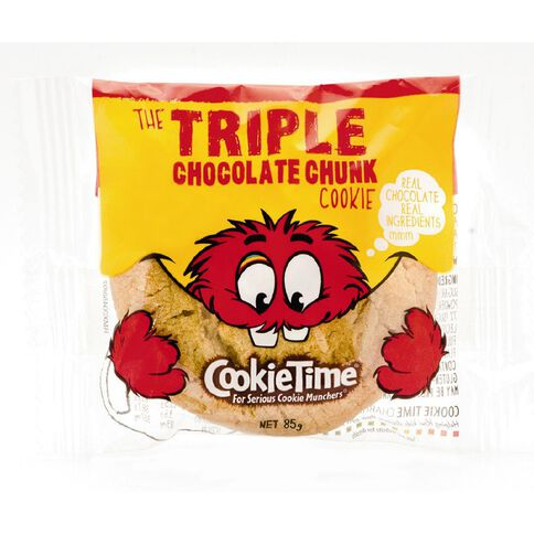 Cookie Time Triple Chocolate