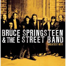 The Greatest Hits CD by Bruce Springsteen 1Disc