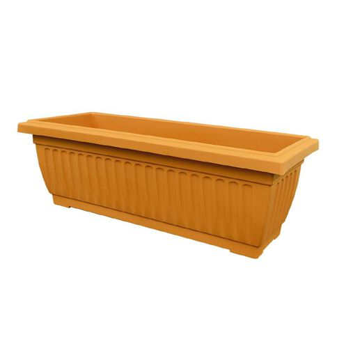 Baba Planter Box 509 Terracotta 48cm x 18cm