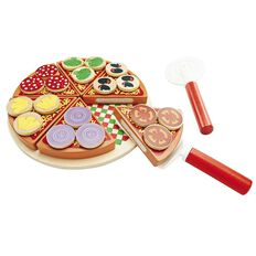 Play Pizza Wooden