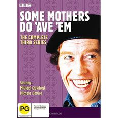 Some Mothers Do Ave Em Season 3 DVD 1Disc