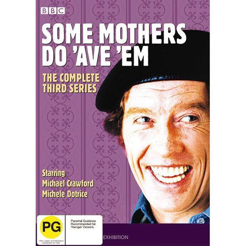 Some Mothers Do Ave Em Season 3 DVD 1Disc