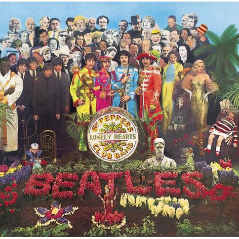 Sergeant Peppers Lonely Hearts Club Band CD by The Beatles 1Disc