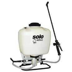 Solo Backpack Sprayer with Padded Straps 16L