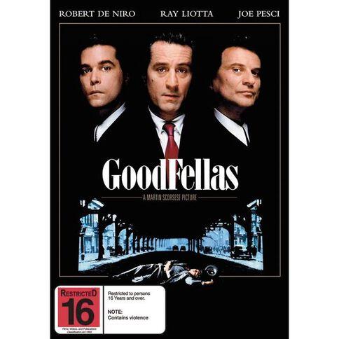Goodfellas DVD 1Disc